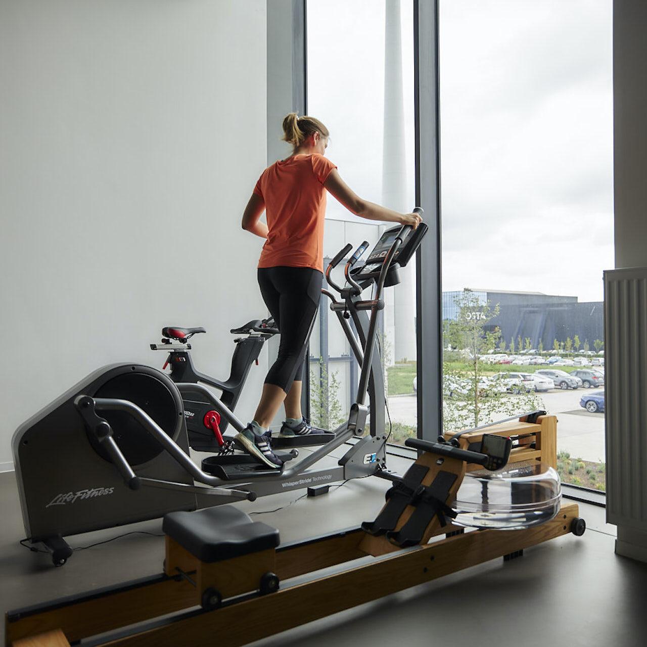 Fitness op het werk Kortrijk