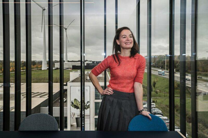 Alexandra Vanhuyse Co-founder Snowball
